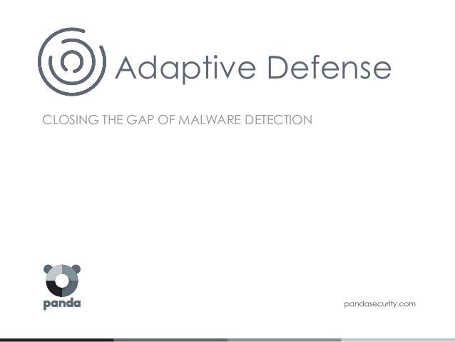 Adaptive Defence