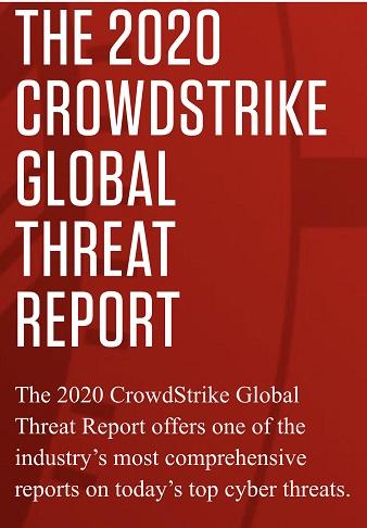 Глобальний звіт про кіберзагрози 2020 року.